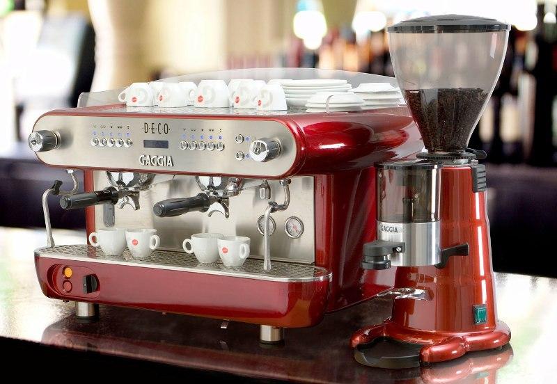 Профессиональная кофемашина