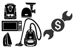 Ремонт мелкой бытовой техники цены