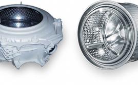 Выбирая стиральную машину, с каким барабаном лучше брать из нержавеющей стали или качественного пластика?