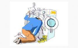 Неполадки стиральных машин.
