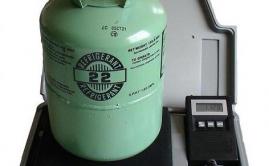 Пахнет ли фреон - газ на котором работает холодильник?