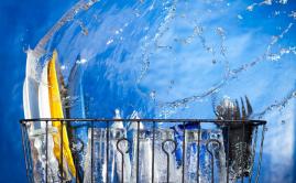 Как избавиться от неприятного запаха в посудомоечной машине?