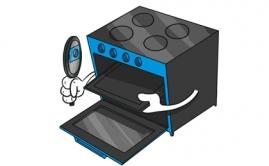 Ремонт электроплит кухонных