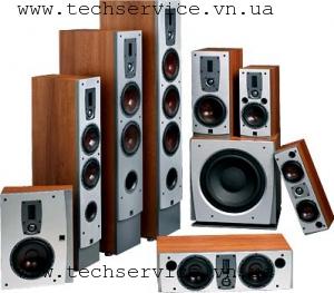 Ремонт акустических систем в Виннице