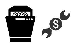 Ремонт посудомоечных машин цены